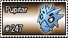 247 - Pupitar