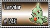 246 - Larvitar