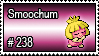 238 - Smoochum by PokeStampsDex