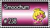 238 - Smoochum by PokeStampsDex