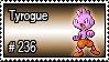 236 - Tyrogue