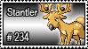 234 - Stantler