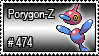 474 - Porygon-Z by PokeStampsDex