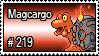 219 - Magcargo