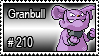 210 - Granbull