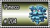 204 - Pineco
