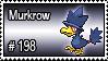 198 - Murkrow