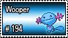 194 - Wooper
