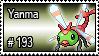 193 - Yanma by PokeStampsDex