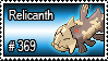 369 - Relicanth