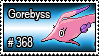 368 - Gorebyss