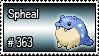 363 - Spheal