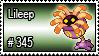 345 - Lileep by PokeStampsDex