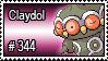 344 - Claydol