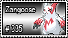 335 - Zangoose