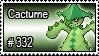 332 - Cacturne