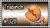 328 - Trapinch