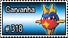 318 - Carvanha
