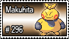 296 - Makuhita