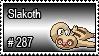 287 - Slakoth