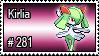 281 - Kirlia