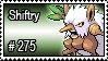 275 - Shiftry by PokeStampsDex