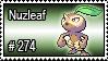 274 - Nuzleaf