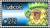 272 - Ludicolo