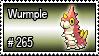 265 - Wurmple
