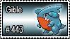 443 - Gible