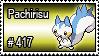 417 - Pachirisu