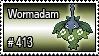 413 - Wormadam