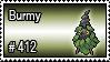 412 - Burmy