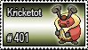 401 - Kricketot