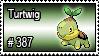 387 - Turtwig