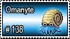 138 - Omanyte