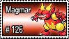 126 - Magmar