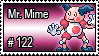 122 - Mr. Mime