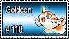 118 - Goldeen