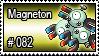 082 - Magneton by PokeStampsDex
