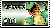 071 - Victreebel by PokeStampsDex
