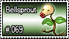 069 - Bellsprout by PokeStampsDex