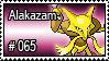065 - Alakazam