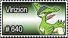 640 - Virizion by PokeStampsDex