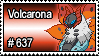 637 - Volcarona
