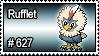 627 - Rufflet