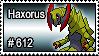 612 - Haxorus