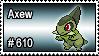 610 - Axew
