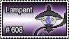 608 - Lampent