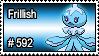 592 - Frillish